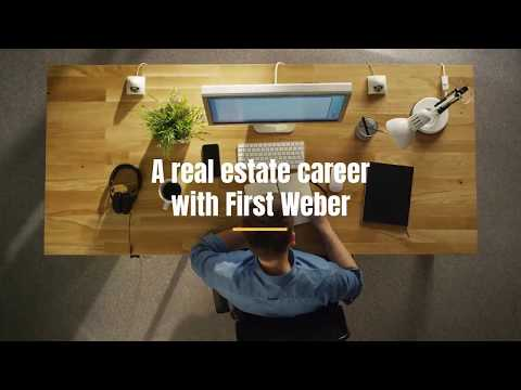 A career with First Weber