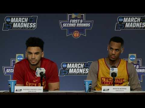 News Conference: Iowa State First Round Preview