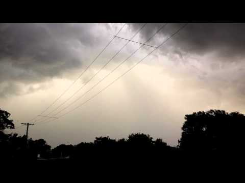 Townsville Storm January 19 2015