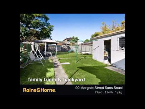 Affordable Family Home At Entry Level - 90 Margate Street Sans Souci NSW 2219