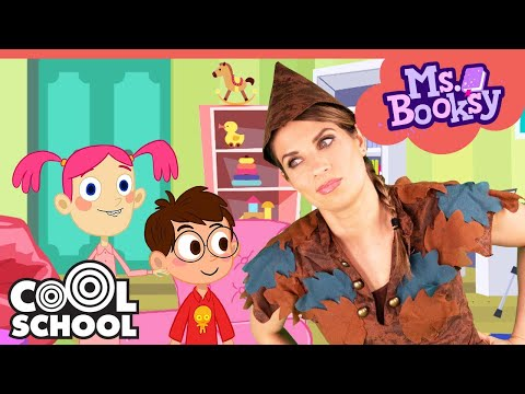 Peter Pan & the Neverland Tales Chapter 3 | Story Time With Ms. Booksy | Cool School Bedtime Stories from YouTube · Duration:  5 minutes 49 seconds