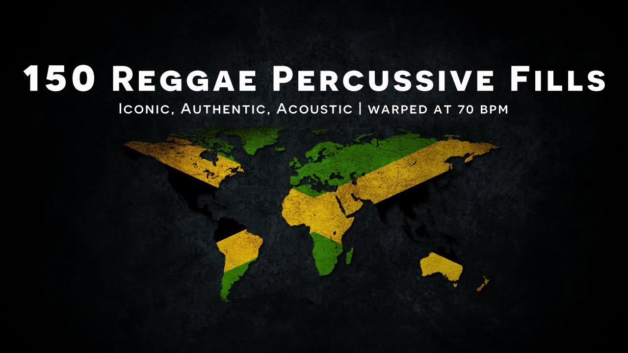 Exclusive: 150 Reggae Fills