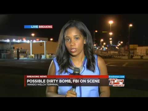 FBI investigating report of dirty bomb at South Carolina port, Coast Guard says