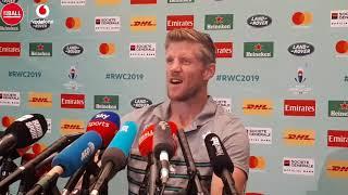 Upset Aki | All Blacks' killer instincts | Simon Easterby on Ireland vs New Zealand