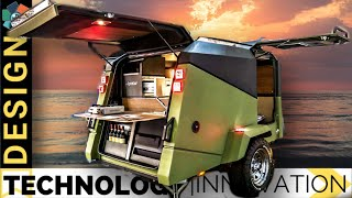 Download 15 Unusual Campers and Caravans Sure to Make an Impression Mp3 and Videos