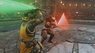 For Honor but it's actually Star Wars