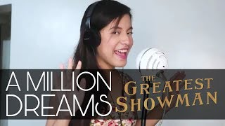 Download Lagu Selena Marie - A Million Dreams (The Greatest Showman OST) Mp3