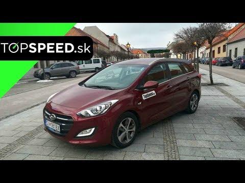 Jazdenka Hyundai i30 GD (2011 - 2017) - TOPSPEED.sk