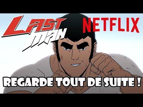 LASTMAN sur Netflix : une BOMBE !!!