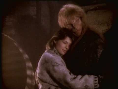 """Anytime"" Beauty and the Beast - Linda Hamilton, Ron Perlman"
