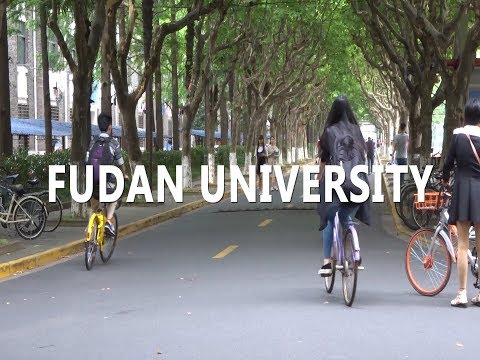 Fudan University | Shanghai, China [STUDY ABROAD]