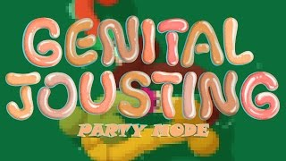 Narwhals Play |Genital Jousting: Party Mode|