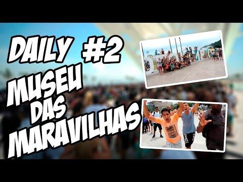 DAILY - MUSEU DO AMANHÃ #MUSEUDEFAVELA
