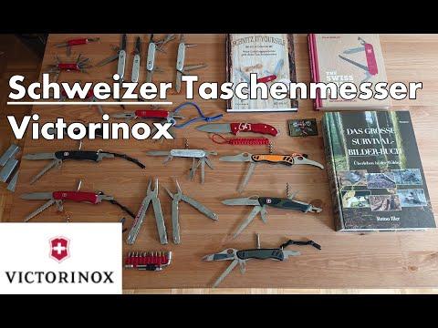 Das Schweizer Taschenmesser von Victorinox / Vorstellung Empfehlung von riSurvival89