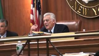 Town of Oyster Bay July 7 2015 town meeting