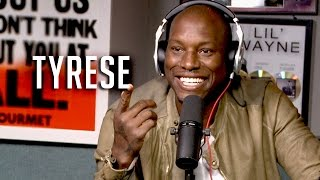 Tyrese talks Shame, being overlooked by pop music & dodges questions about Sanaa Lathan