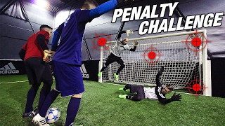 IL TIRO DI HOLLY & BENJI - PENALTY CHALLENGE
