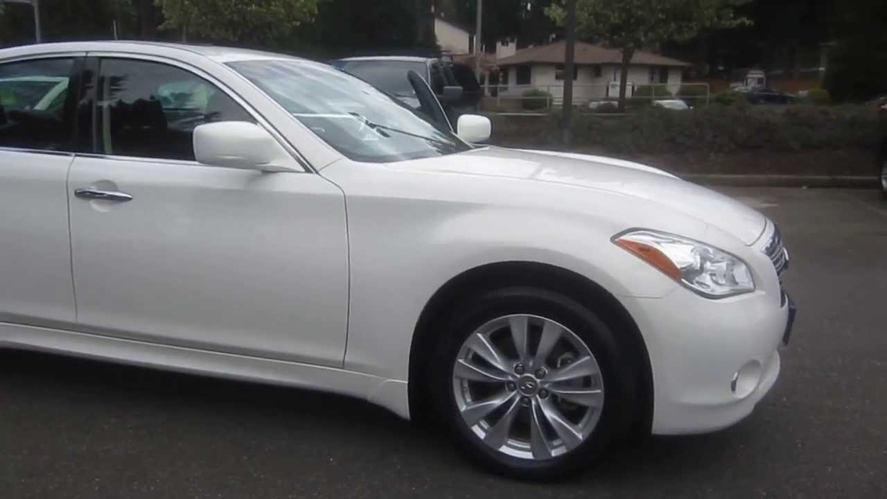 2011 infiniti m37 white stock 13264a walk around youtube 2011 infiniti m37 white stock 13264a walk around vanachro Image collections