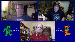 Shakedown Stream Pre-Show with Dave & Gary feat. Dennis McNally (5/29/20)