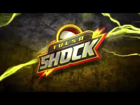 2014 Tulsa Shock WNBA Intro Video