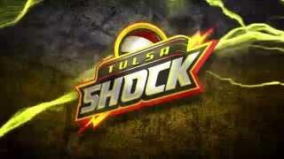 2014 Tulsa Shock WNBA Intro Video