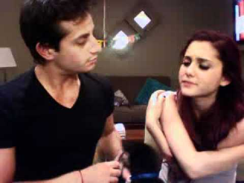 Ariana Grande ustream 6/25/10