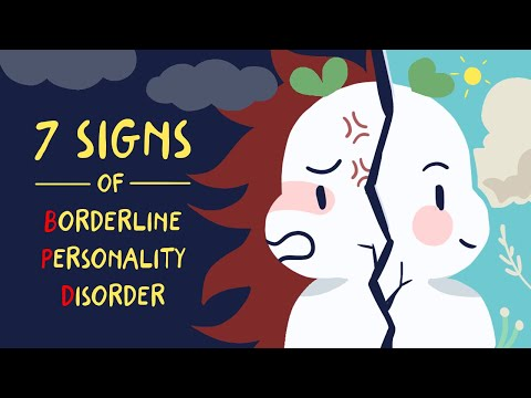 7 Hidden Signs of Borderline Personality Disorder