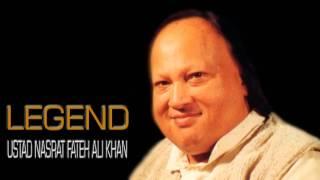 Nusrat Fateh Ali Khan   More Saiyan To Hain Pardes   Sweet Pain