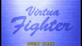 Sega Saturn Longplay [015] Virtua Fighter
