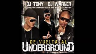 Farruko - Un Party En MR (De Vuelta Al Underground) Dj Warner & Dj Tony