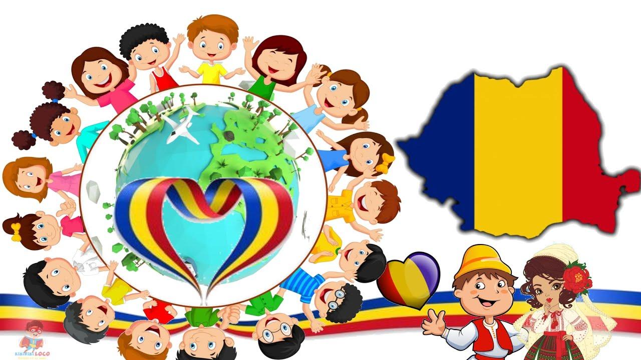 Romania - 1 Decembrie | Drag de tara mea | Activitate pentru copii