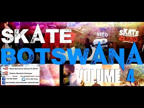 SKATE BOTSWANA VOLUME 4 (OST)