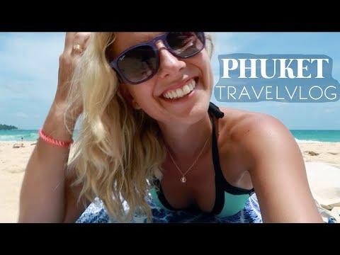 Thailand Travel Vlog | One week in Phuket