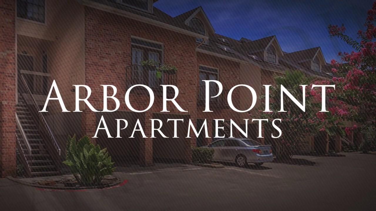 Arbor Point Apartments - Houston, TX - YouTube