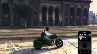 GTA V Online - Pegasus