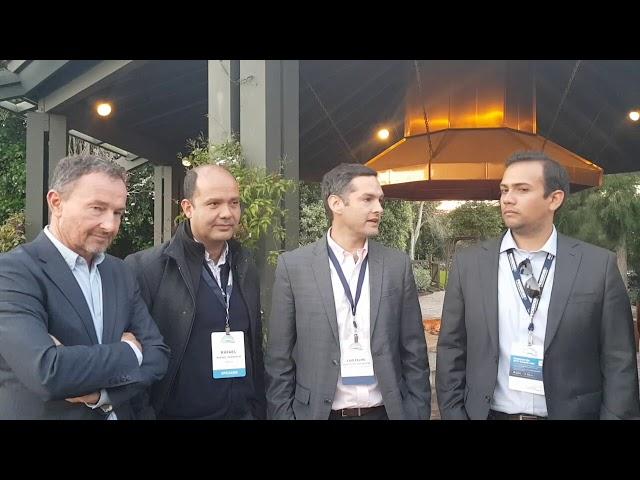 Gira Summit GCVI, Monterrey 2019
