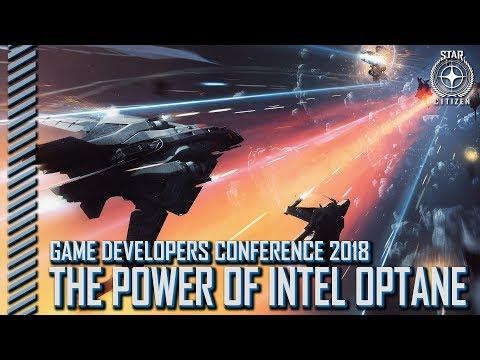 Star Citizen: The Power of Intel® Optane™