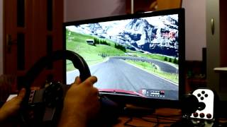 Gran Turismo 6 battle with G27 - Suciu Flavius / Staier Ionut