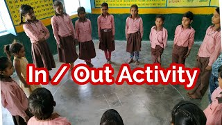 IN / OUT Activity | Easy Games For School Kids | Fun Games