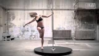 フランスNO1ポールダンサー とにかく技がすごい! ポールダンス 検索動画 10