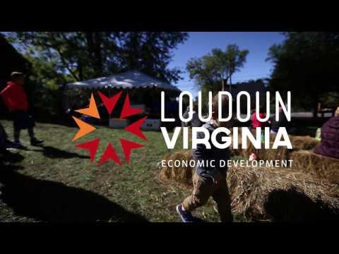 Welcome to Loudoun County, Virginia
