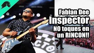 Ska, Futbol y Guitarras - Fabian Dee (Inspector)