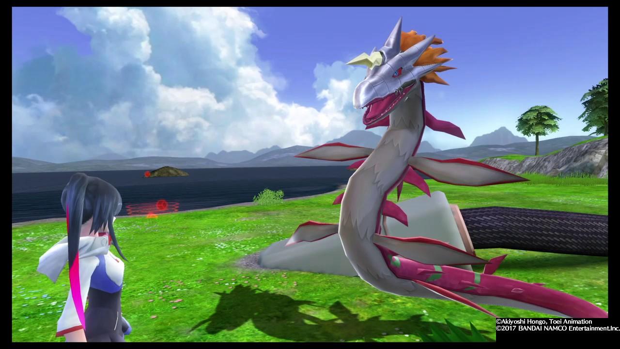 Digimon World: Next Order | A Fake Megaseadramon - YouTube