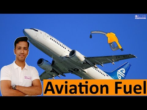 Aviation Fuels - Types of Aviation Fuels [Hindi]