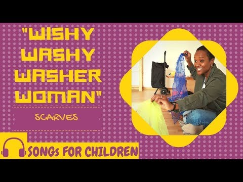 SCARF SONG FOR CHILDREN: