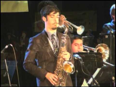 Los Angeles County High School for the Arts Jazz Orchestra