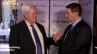 Newt Gingrich Handicaps the 2016 GOP Field