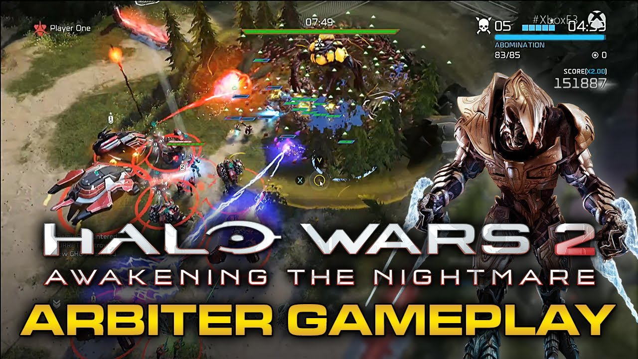 DLC | Flood retorna em Halo Wars 2: Awakening the Nightmare