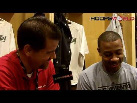 Sacramento Kings Rookie Isaiah Thomas