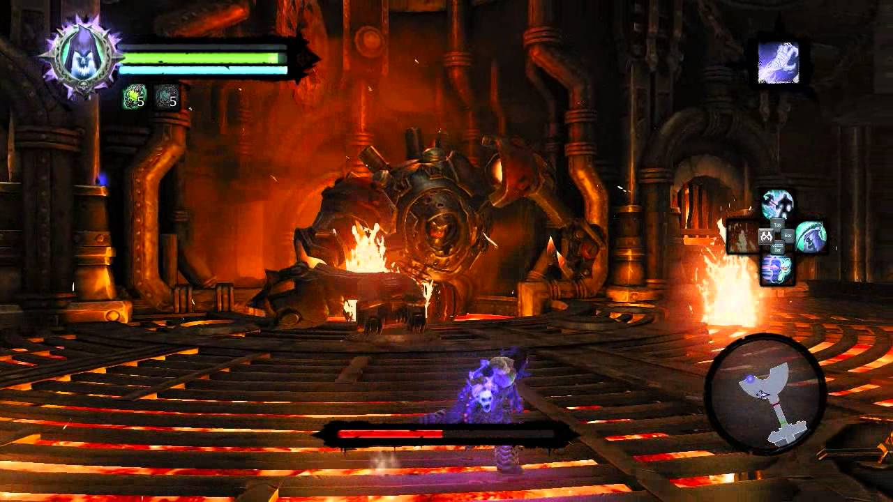 darksiders 2 abyssal forge dlc